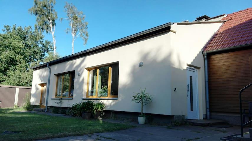 Sunny flat near Berlin