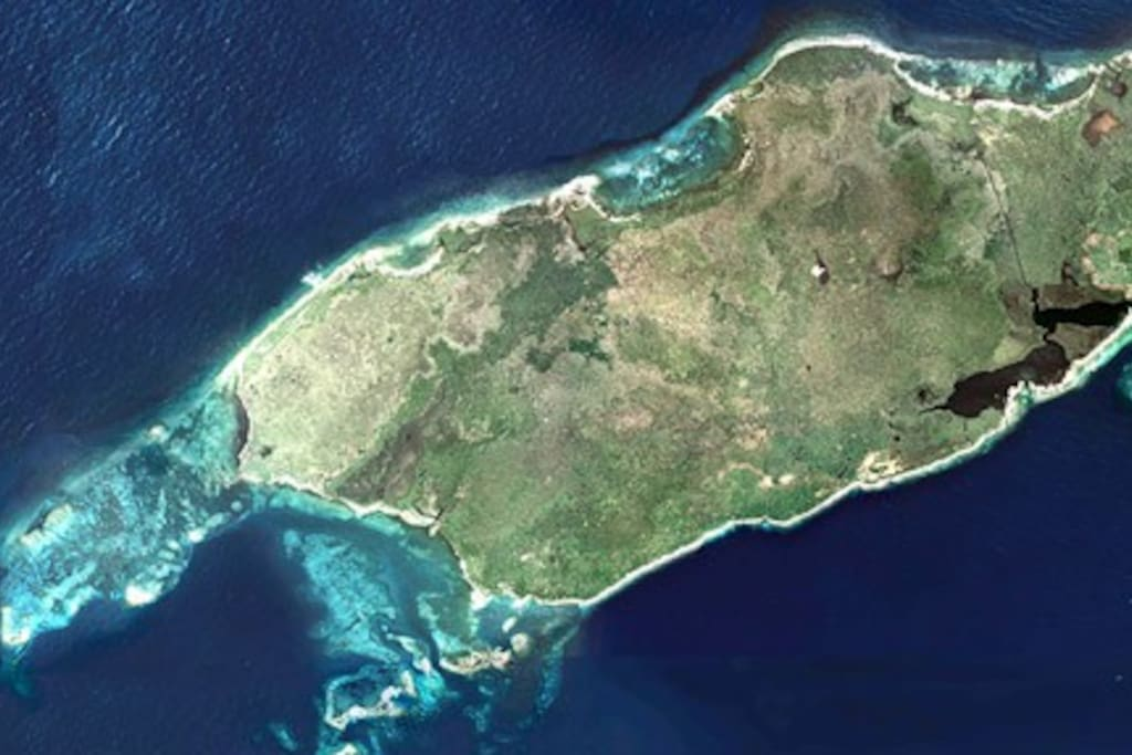 Unique Island of Utila