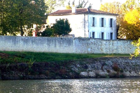 YGEIA - DORDOGNE RIVER HOUSE - Flaujagues - Hus