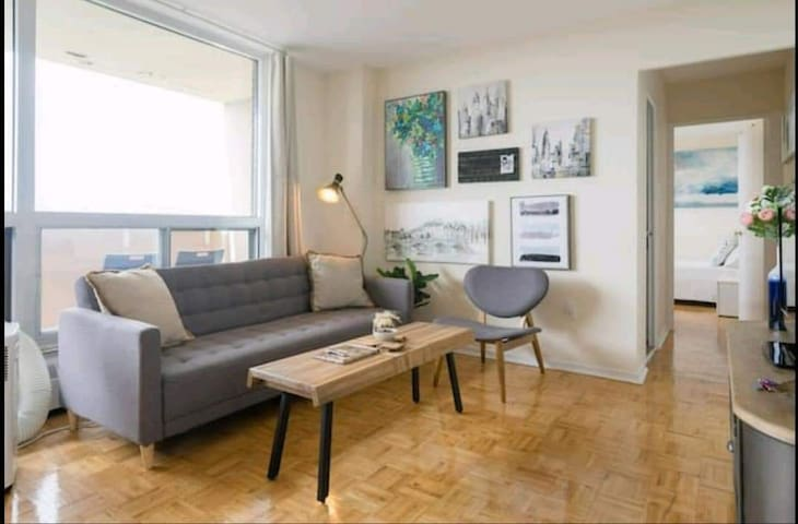 Entire Apartment for guests, Annex Downtown TO