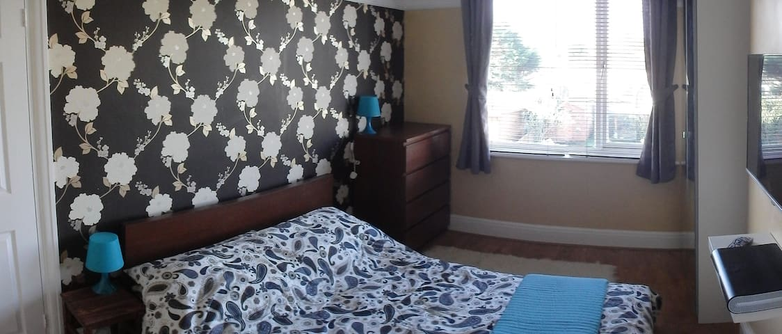 Double Room close to Airport