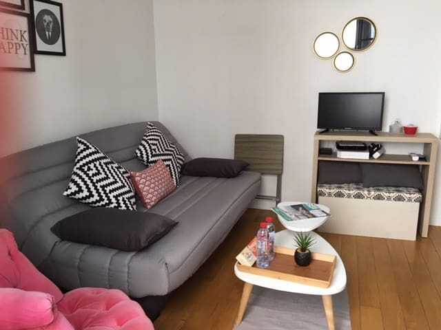 Cosy flat to rent in smart area near Roland Garros