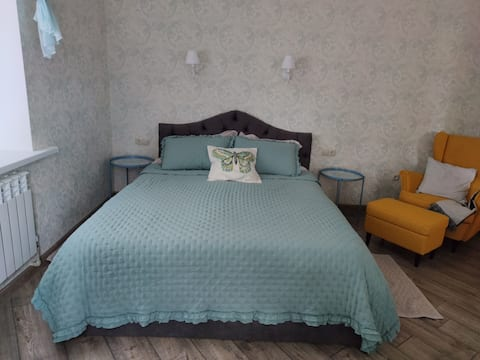 Комфортное жилье 5* в курортной зоне Кисловодска