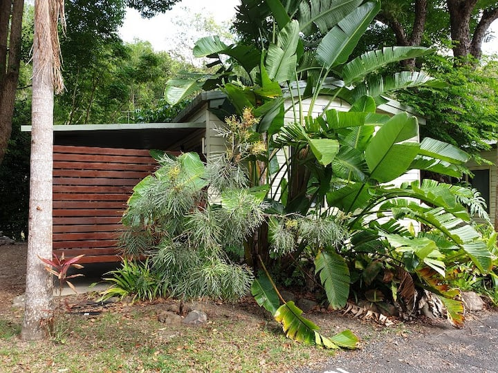Mt Warning Rainforest Park,  Riverside Cabin
