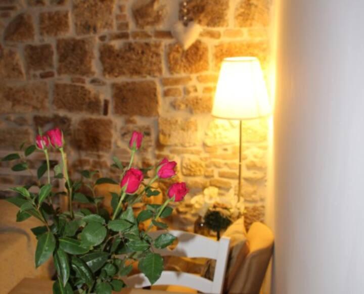Romantico alloggio in Ascoli Piceno centro storico