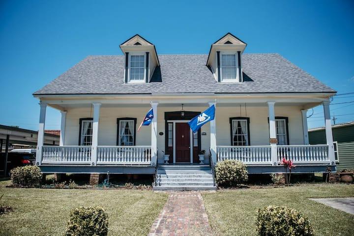 Maison de Revillon  HEART of Cajun Country