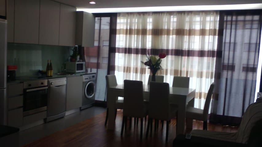 Apartamento prático - Monção - Appartement