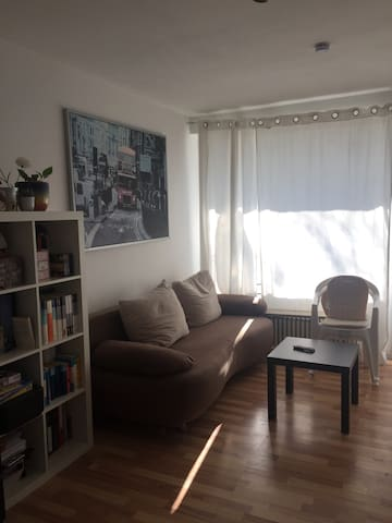 Cozy one room flat near city center - Monachium - Apartament