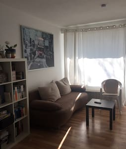 Cozy one room flat near city center - Monaco