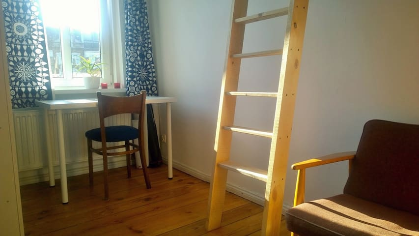 Single/ double room, Poznań - Wilda