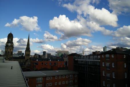 Fantastic flat close to city centre - Apartment