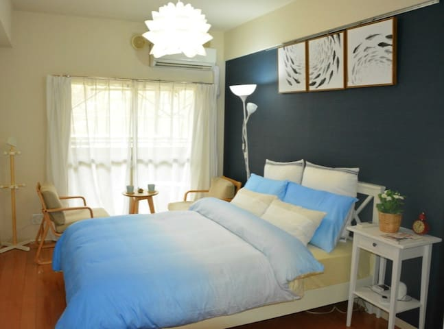 cozy apartment 3mins to Shinjukugyoen-Mae Station