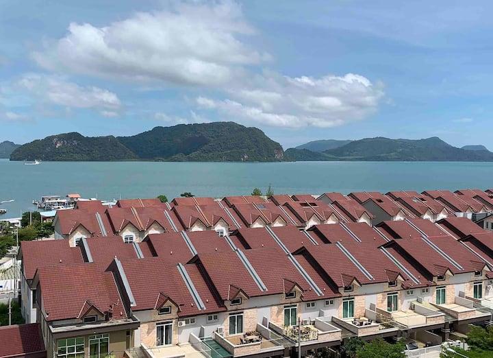 Bayu Apartment : seaview 6*7