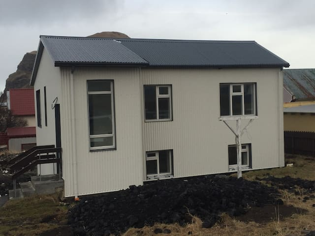 Háiskáli, renovated central home in Vestmannaeyjar - Vestmannaeyjabær - Дом