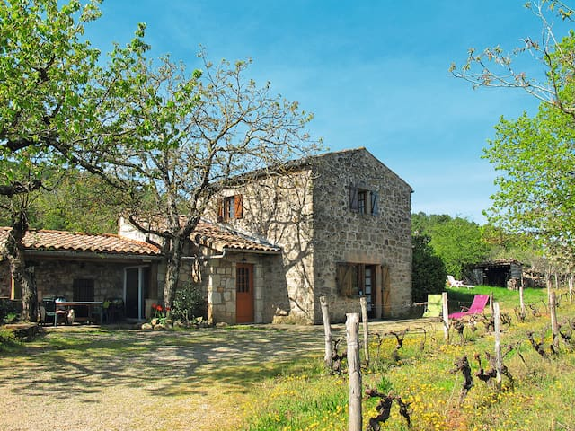 Holiday home in St. Genest-de-Beauzon