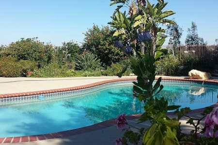 Hilltop Sunset View, Adult only private Pool/Spa - Mission Viejo - Casa