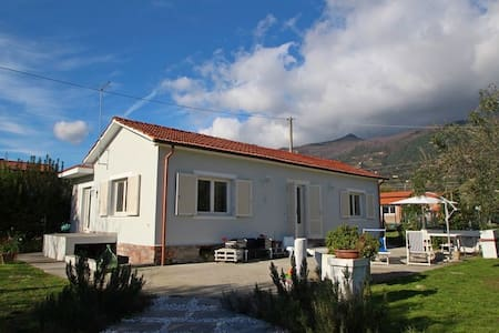 House for 4 with Garden - Strettoia
