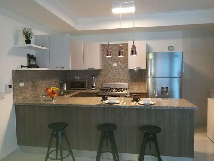 Apartamento nuevo con excelente ubicación !