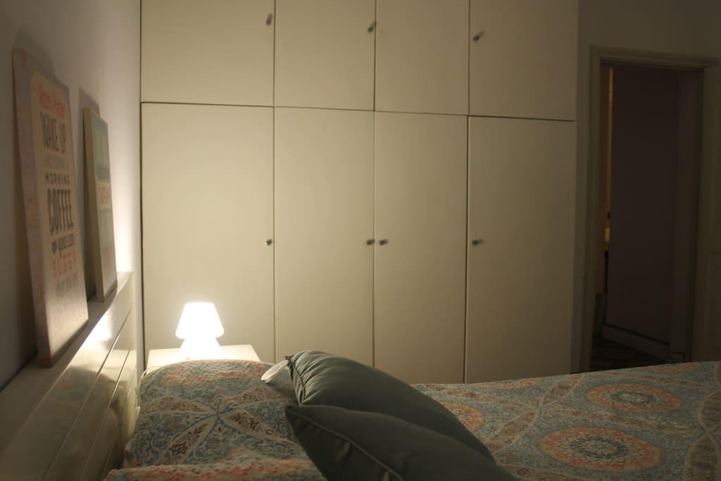 Dormitorio - Room