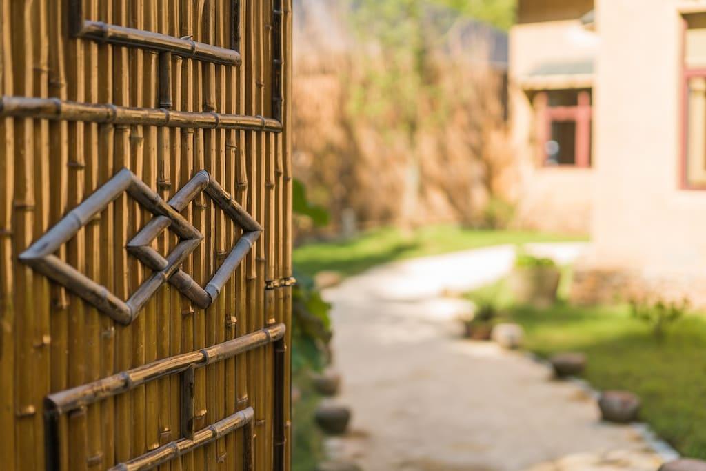 隐山-别墅入口