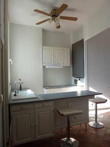 Studio centre Avignon intra muros - Avignon - Apartment