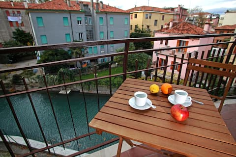 Ca' Felice Lido - a magnificent 2-in-1 holiday