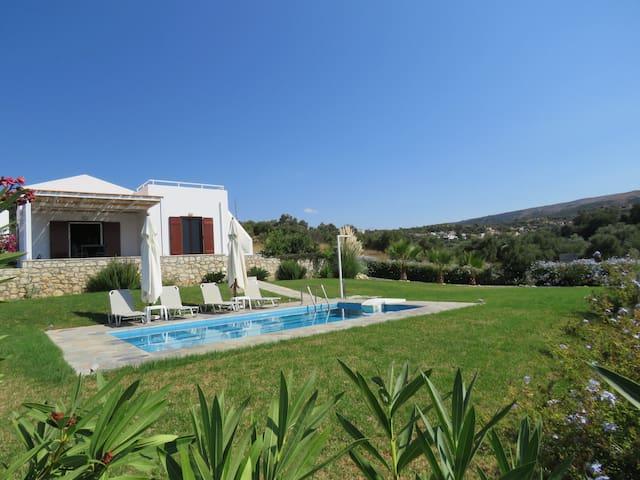 Villa Euphoria in Kirianna, Rethimnon, Kreta