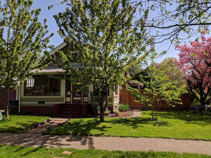 Charming 1925 Craftsman centrally located!