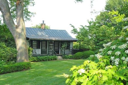 Cottage in Estate Garden