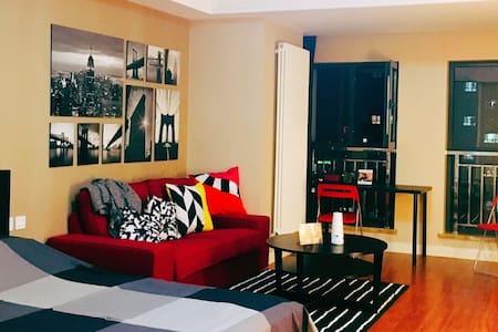 "Your Cozy Home in Dezhou  您在德州最舒适的""家"""