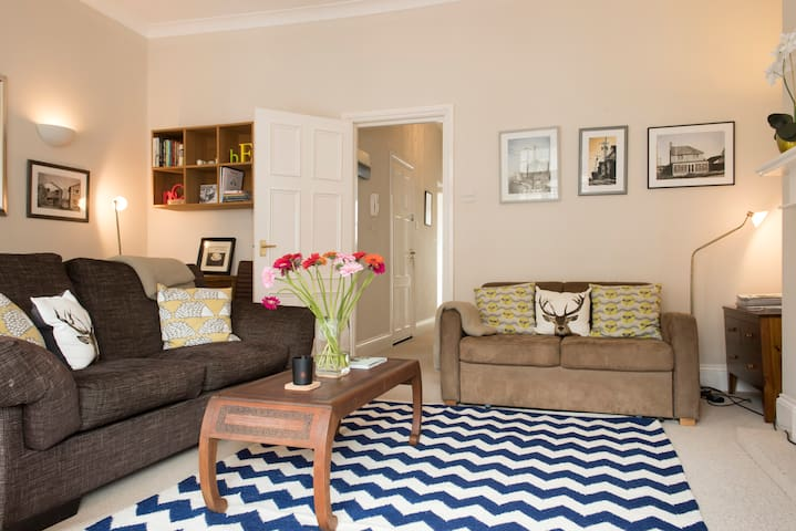 Beautiful Regency 1 bed flat - Ramsgate - Appartement