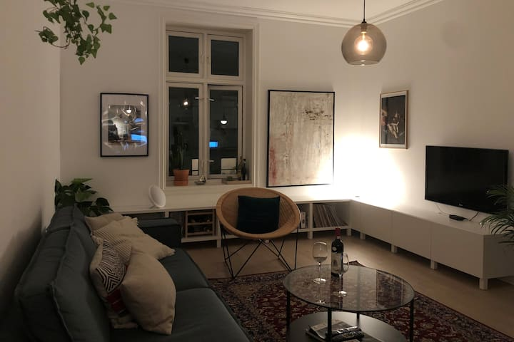Urban appartment Sofienberg