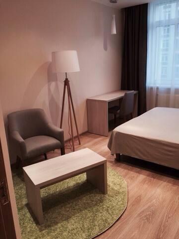 Квартира в новом доме в Центре Санкт-Петербурга - Sankt-Peterburg - Flat