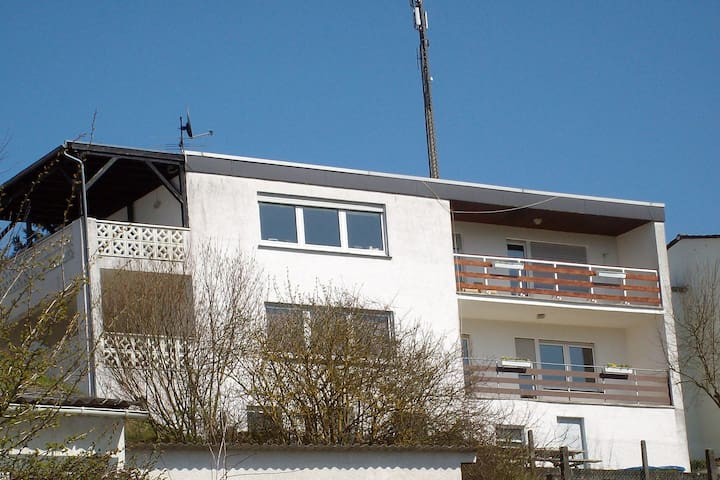 An attractive apartment in Gerolstein.