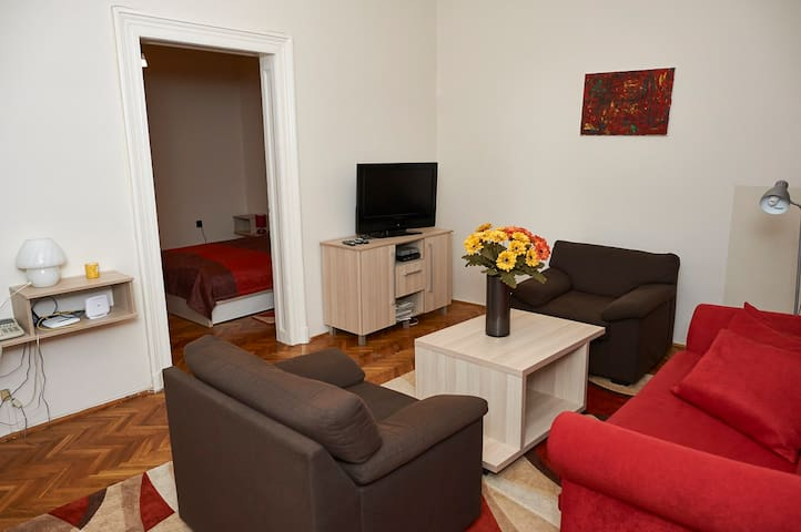 Lovely flat in city centre - Hódmezővásárhely - Apartment