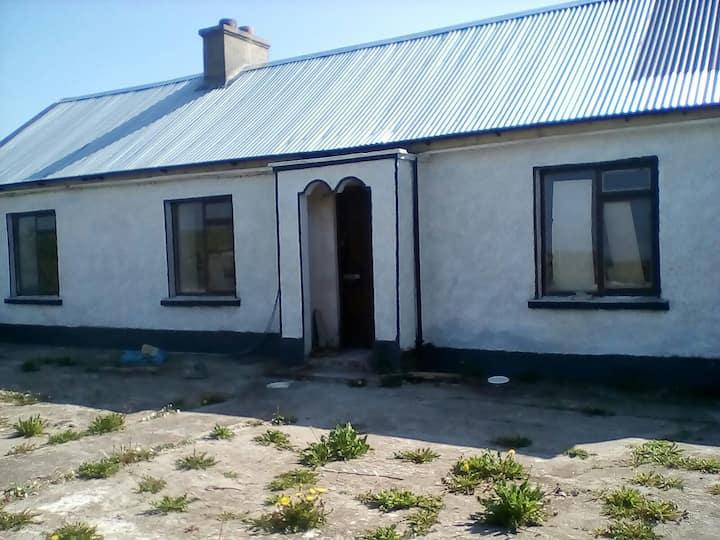 Atlantic View Cottage in Lislary Sligo