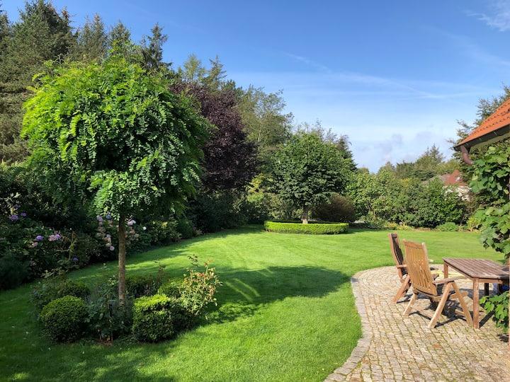 Rose Garden exklusives Ferienhaus für die Familie