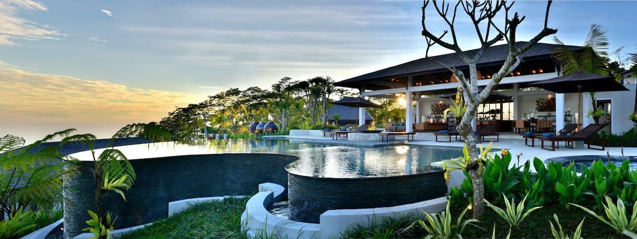 Villa Brava at Alta Vista in North Bali