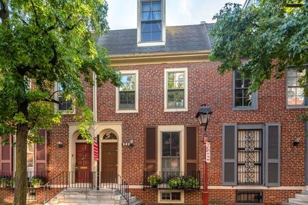 Spacious Bright 4 Bdrm Home in Historic District - Philadelphia - Haus