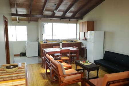 In the heart of Otavalo amazing penthouse