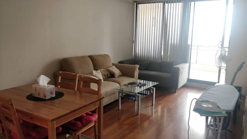 Cozy private en-suite bedroom in Parramatta CBD