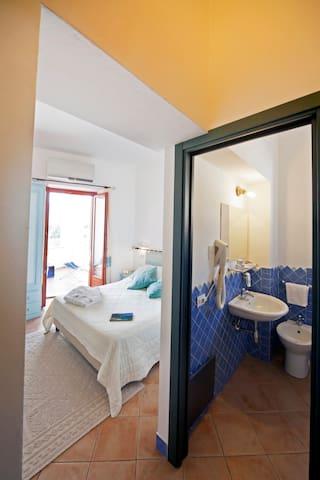 Hotel Bue Marino, Double Sea View