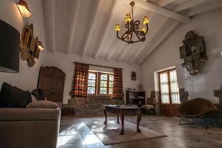 Cosy Room in Sacsayhuaman Forest - Cusco - Huis