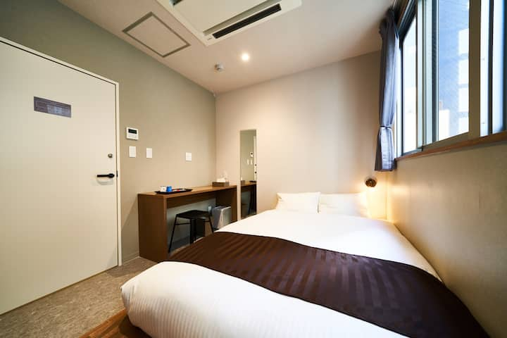 Superior Single Room in Central Osaka