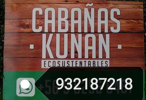 Eco cabaña Kunan (hoy)