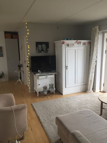 Nice apartment, close to Copenhagen - Rødovre - Daire