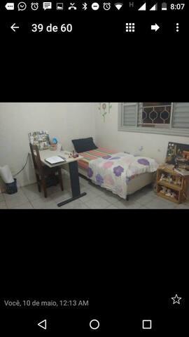 Quarto espaçoso e arejado. - Brasília - House
