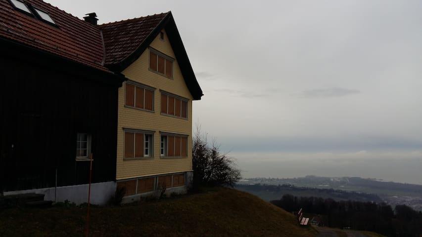 Sommersberg Herrliches Appenzell - Wolfhalden - House