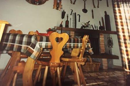 casa per famiglia in montagna - Montaldo di Mondovì