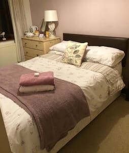 Cosy double room in Buxton - Derbyshire